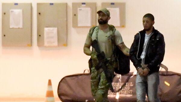 Supuesto terrorista detenido en Brasil - Sputnik Mundo