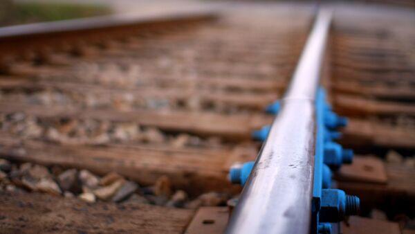 Vía ferroviaria - Sputnik Mundo