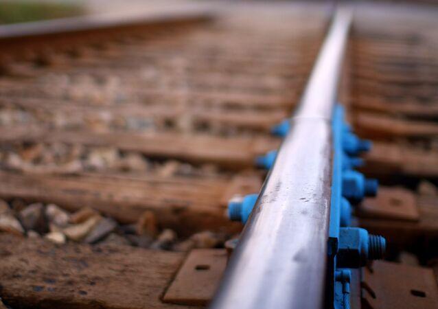Vía ferroviaria (imagen referencial)