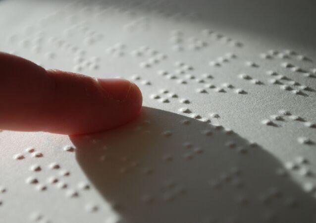 Escritura Braille