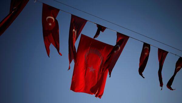 Banderas de Turquía - Sputnik Mundo