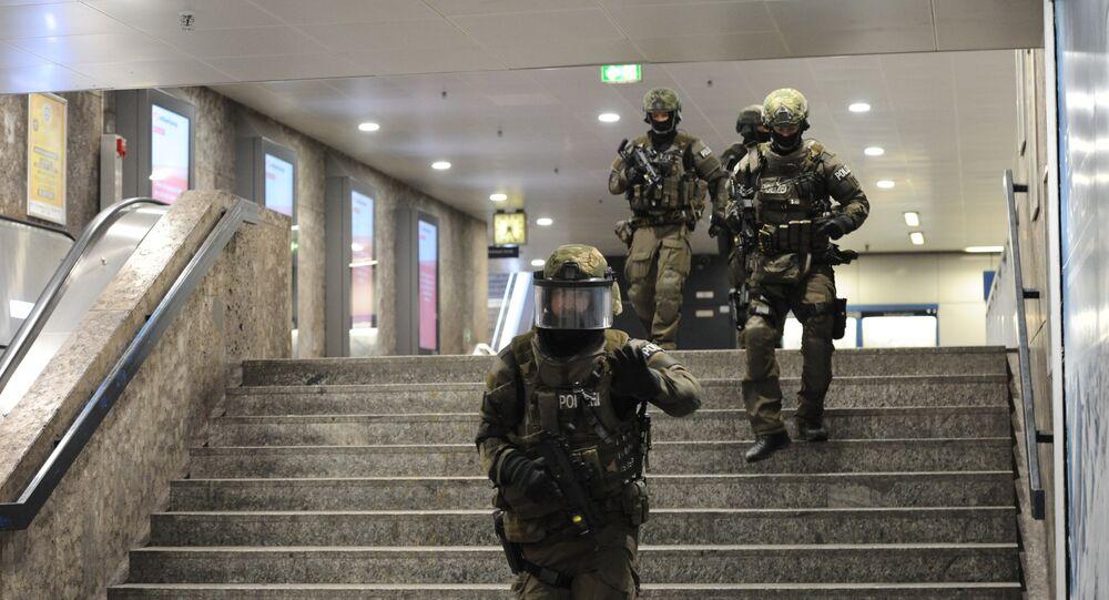 La Policía alemana (archivo)