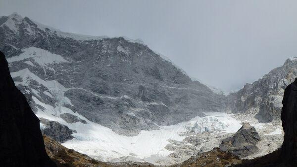 Montaña de Huascarán en Perú - Sputnik Mundo