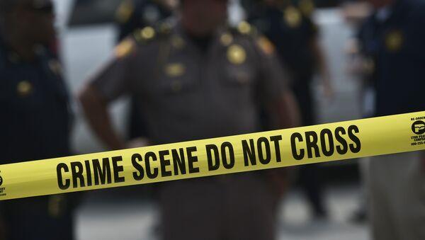 Policía de Florida, EEUU (Archivo) - Sputnik Mundo