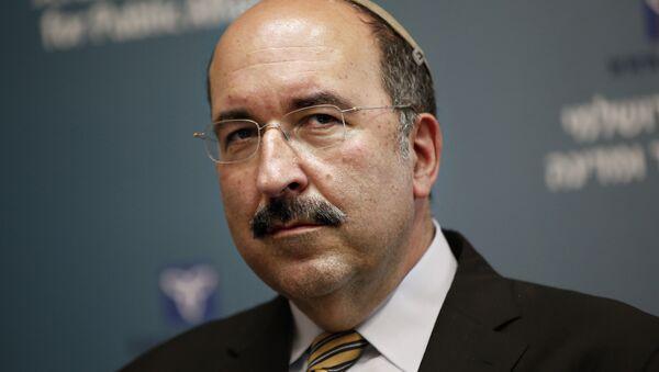 Ministerio israelí de Exteriores, Dore Gold - Sputnik Mundo