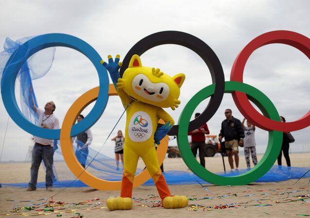 La mascota de los JJOO 2016 en Río