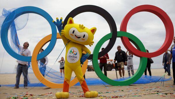 La mascota de los JJOO 2016 en Río - Sputnik Mundo