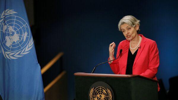 Irina Bokova - Sputnik Mundo