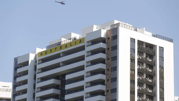Apartamentosen la Villa de los Atletas para delegación olímpica australiana - Sputnik Mundo