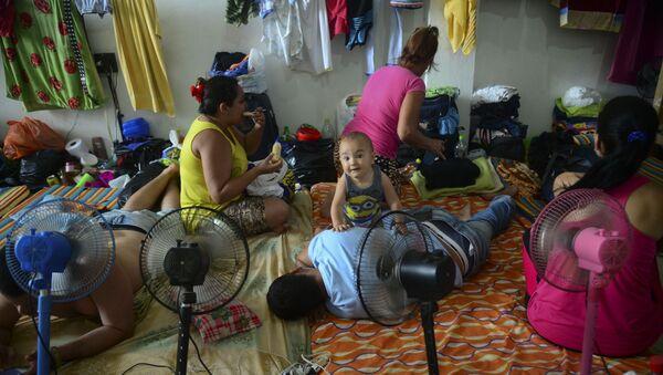 Migrantes cubanos en Colombia - Sputnik Mundo