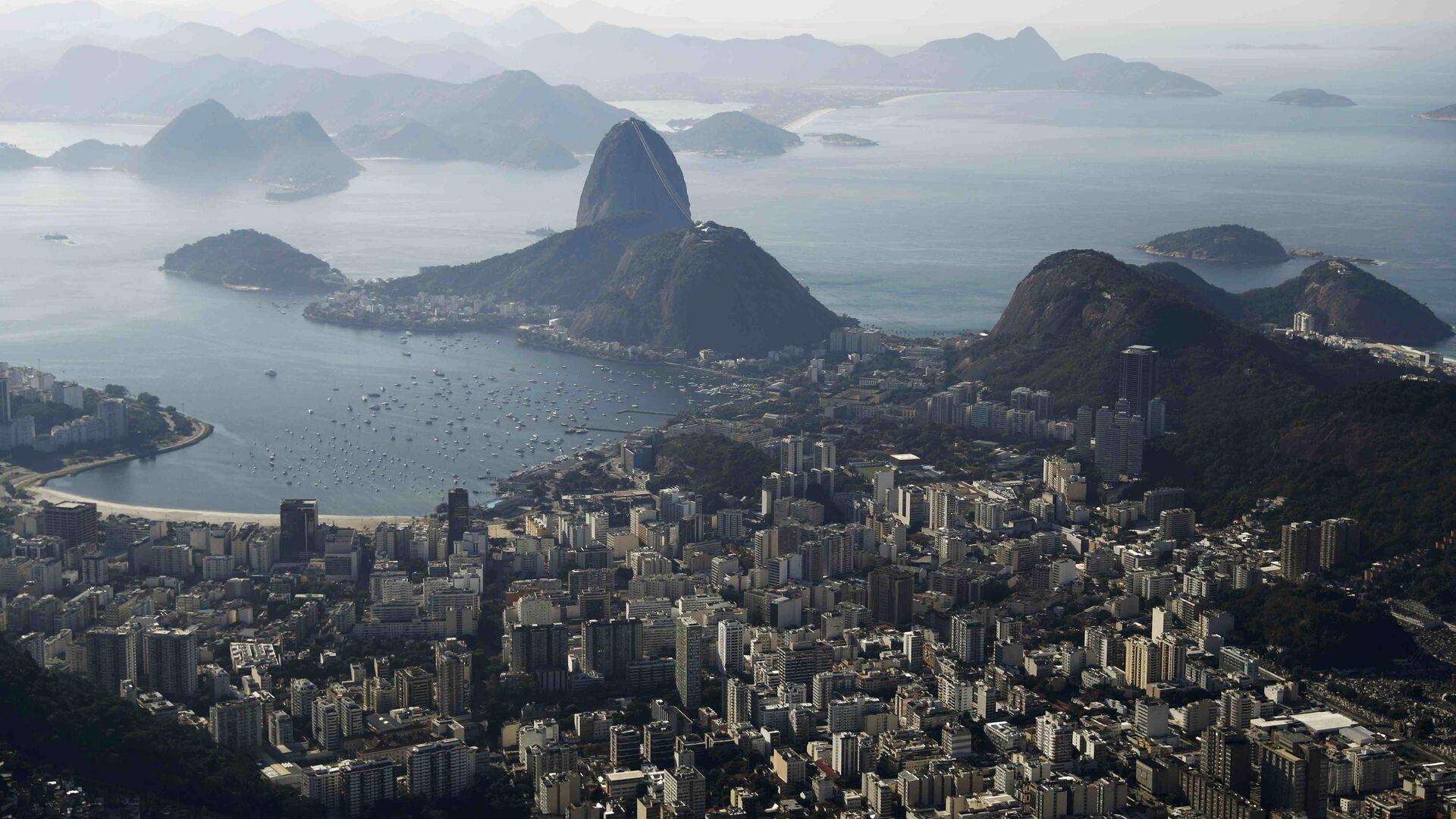 Río de Janeiro, Brasil - Sputnik Mundo, 1920, 29.07.2021