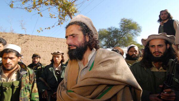Mangal Bagh, líder de los talibanes pakistaníes - Sputnik Mundo