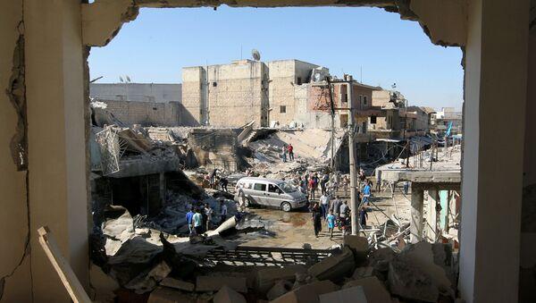 Ascienden a 421 las localidades sirias que se sumaron a la tregua - Sputnik Mundo