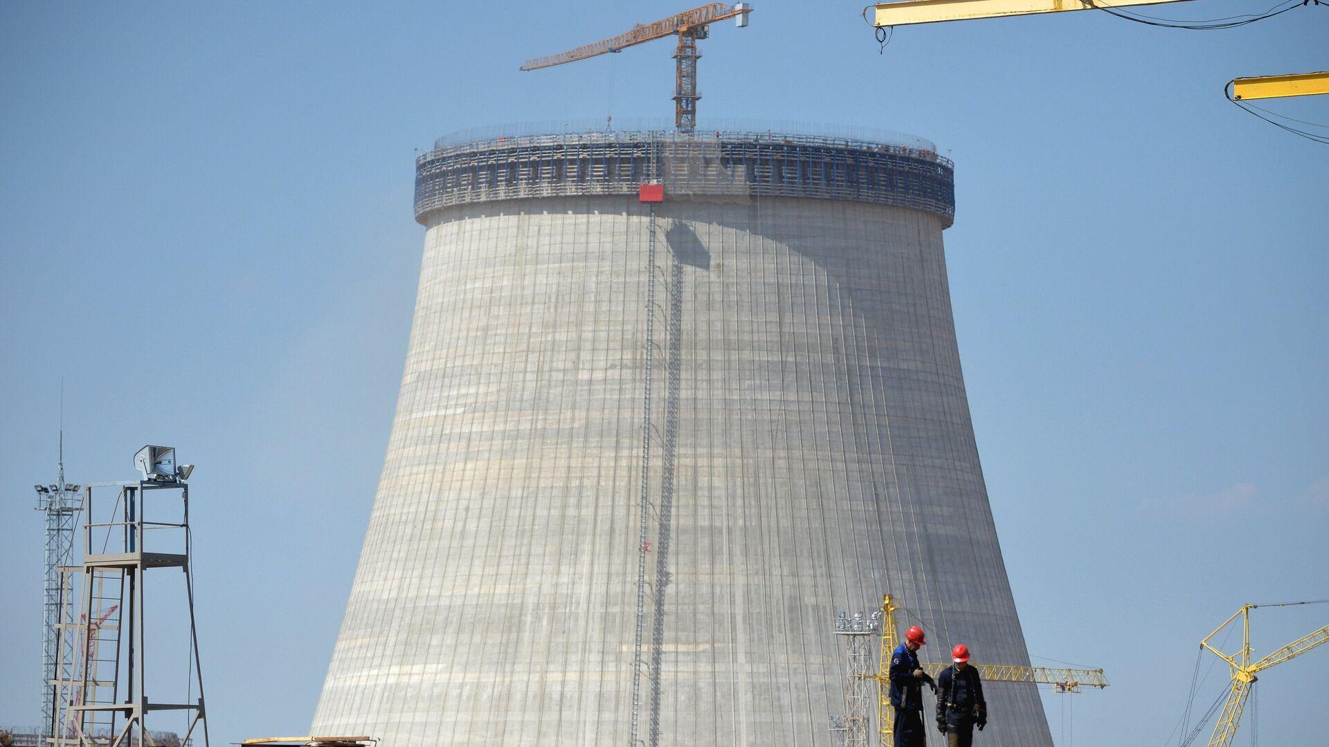 Сentral nuclear en Bielorrusia - Sputnik Mundo, 1920, 12.07.2021