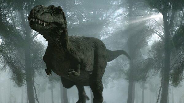 Dinosaurio (archivo) - Sputnik Mundo
