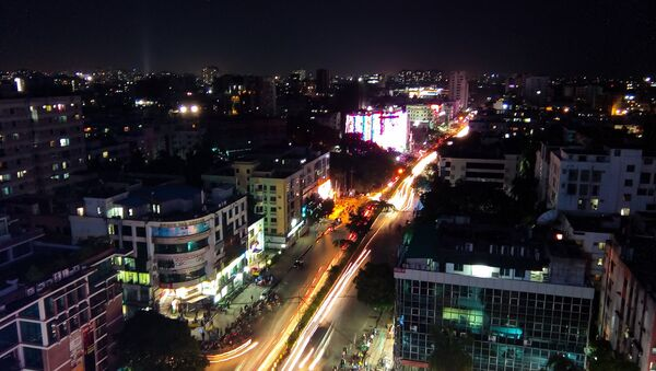 Daca, la capital de Bangladés - Sputnik Mundo