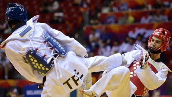 Taekwondo - Sputnik Mundo