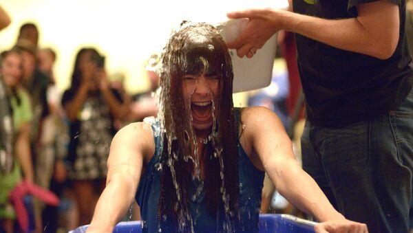 Ice Bucket Challenge - Sputnik Mundo