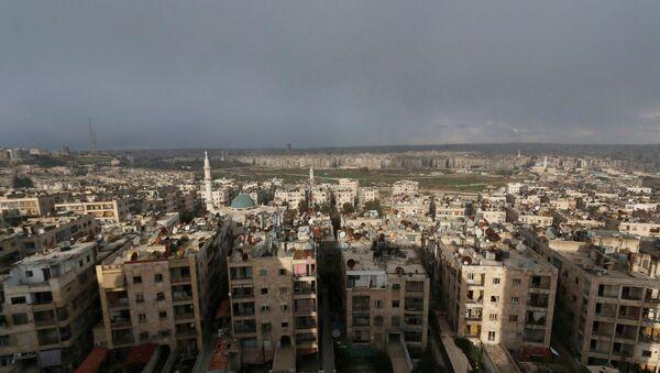 Ciudad de Alepo, Siria (archivo) - Sputnik Mundo