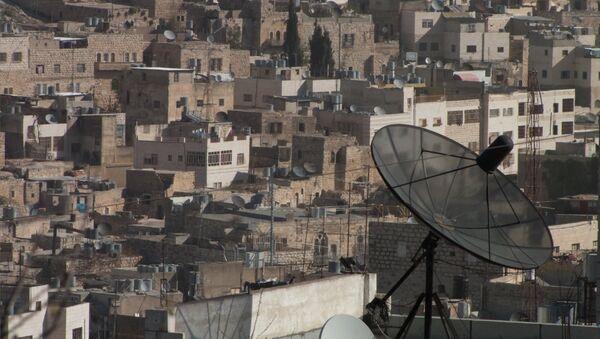 Un asentamiento judío en la Cisjordania ocupada - Sputnik Mundo