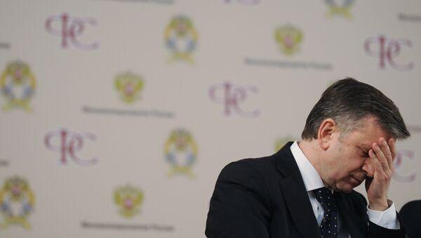 Mijaíl Zurábov, ex embajador de Rusia en Ucrania (archivo) - Sputnik Mundo