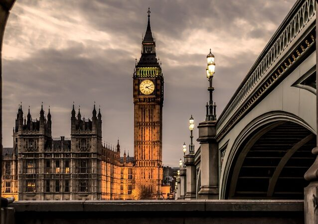 London, Reino Unido (archivo)