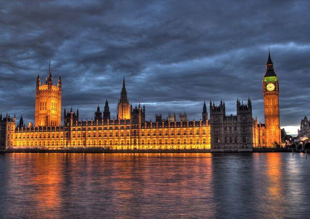 Parlamento del Reino Unido y Big Ben