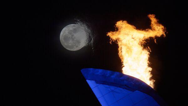 Fuego olímpico en Sochi - Sputnik Mundo