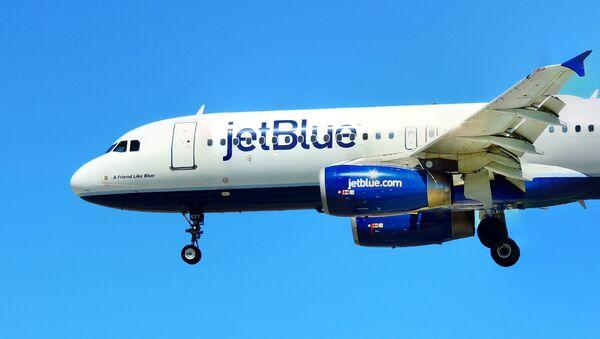 Un avión de Jet Blue - Sputnik Mundo