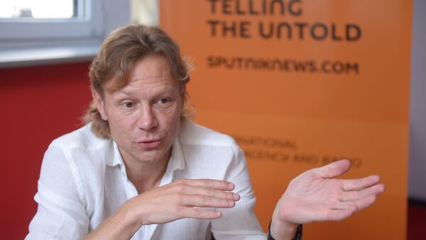 Valeri Karpin, exfutbolista y entrenador ruso - Sputnik Mundo