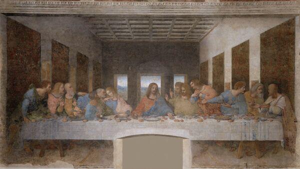 La última cena (Leonardo da Vinci) - Sputnik Mundo