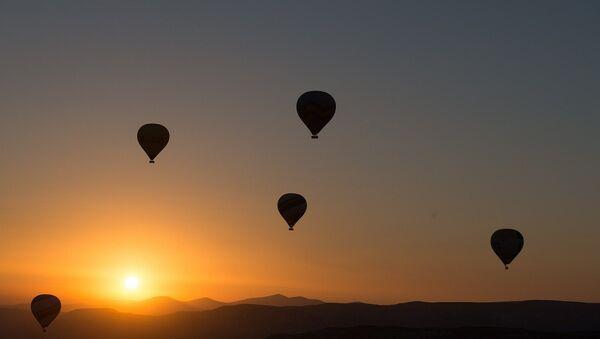 Los globos aerostáticos - Sputnik Mundo