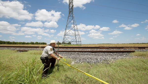 Estrellarse un globo aerostático en Texas - Sputnik Mundo