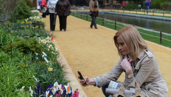 XV Festival de las flores en el Huerto Farmacéutico - Sputnik Mundo