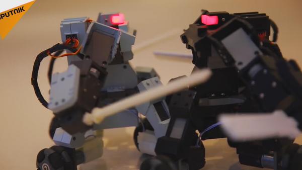 Los robots bélicos llegan a tu móvil - Sputnik Mundo