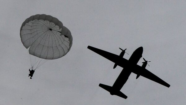 Fuerzas aeromóviles (archivo) - Sputnik Mundo