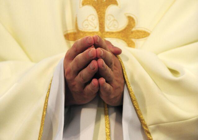 Diácono católico