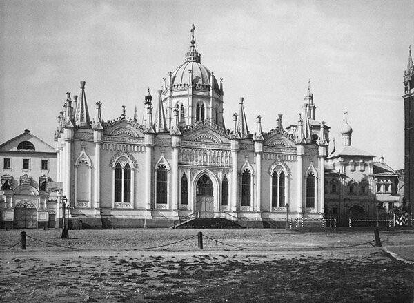 Monasterio de la Ascensión en el territorio del Kremlin de Moscú - Sputnik Mundo
