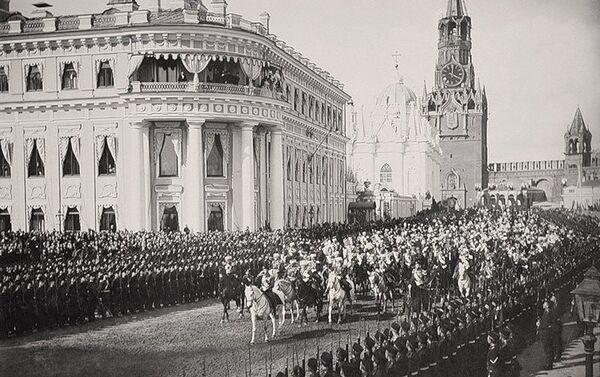 Palacio Pequeño Nicolás en el territorio del Kremlin - Sputnik Mundo