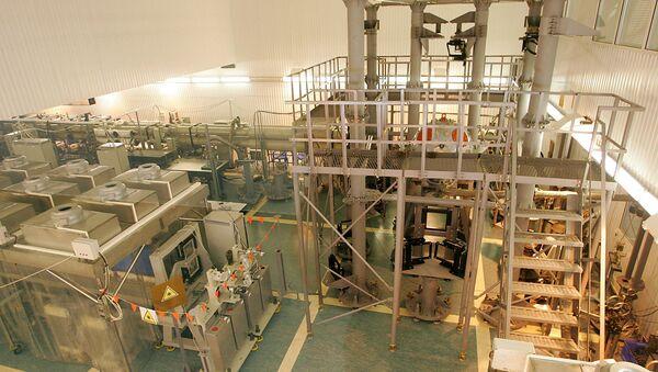 Комплекс Пульсар в Российском федеральном ядерном центре - Sputnik Mundo