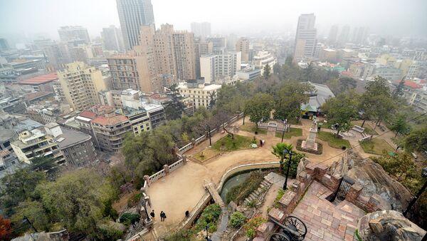 Santiago de Chile, Chile - Sputnik Mundo