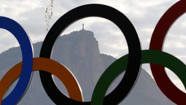 JJOO de Río 2016 - Sputnik Mundo