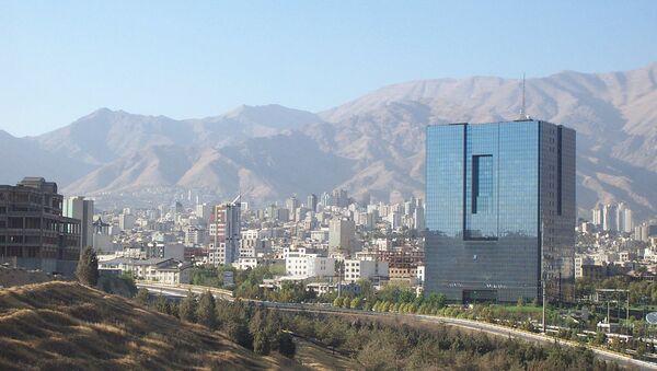 Central Bank of Iran, Tehran - Sputnik Mundo