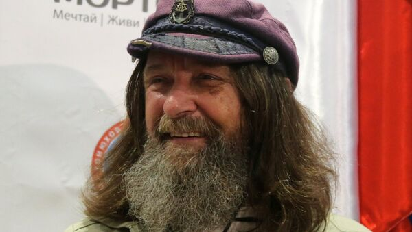 El famoso viajero ruso Fiódor Kóniujov - Sputnik Mundo