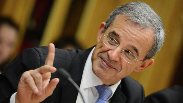 Thierry Mariani, el diputado francés - Sputnik Mundo