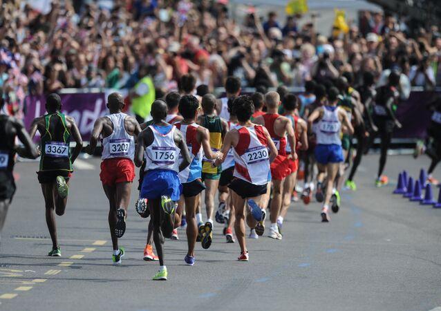 Maratón (imagen referencial)
