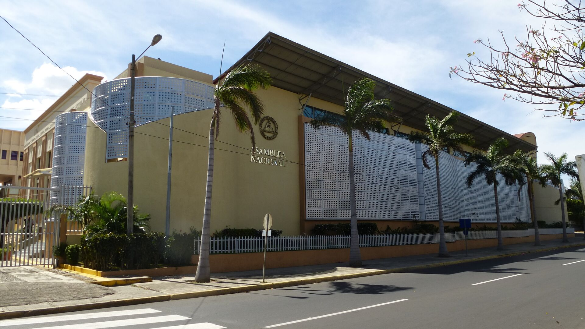 Asamblea Nacional de Nicaragua - Sputnik Mundo, 1920, 08.04.2021