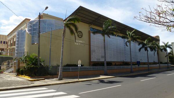 Asamblea Nacional de Nicaragua - Sputnik Mundo