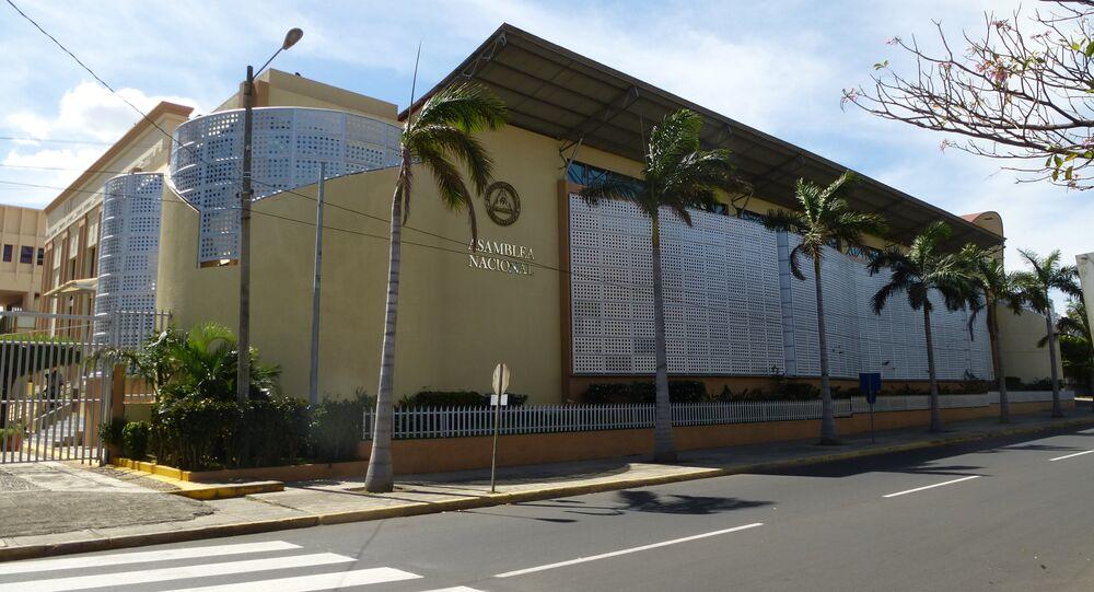 Asamblea Nacional de Nicaragua