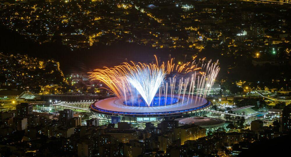 Estadio de Maracaná, Río de Janeiro